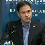 Sen. Rubio calls Biden officials hypocritical for considering travel ban during the coronavirus pandemic